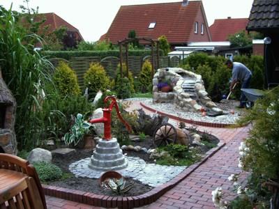 Ihr pflastermeister gartenanlagen for Gartenanlagen beispiele